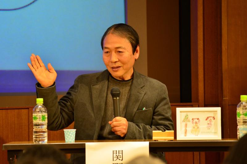 グレートジャーニーの関野吉晴さんら「旅人」たちが解く世界情勢 立教大でトークイベント