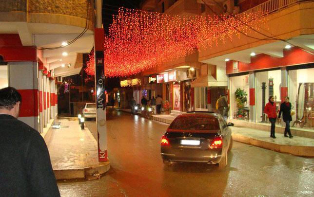 12月31日に自爆テロが起きた、シリア北東部のトルコ国境にある都市、カーミシュリー(写真:Arab Salsa)