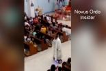 カトリック教会、クリスマスイブのミサでホバーボード使用したフィリピン司祭の資格停止