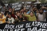 冒とく罪で死刑判決を受けたアーシア・ビビさん、迫害者を赦す パキスタン