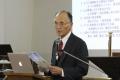 断食祈祷聖会2016「葬儀から日本宣教を考える」 土浦めぐみ教会・清野勝男子牧師が講演