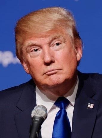 クリスチャンで米共和党では最有力の次期大統領候補、ドナルド・トランプ氏(写真:Michael Vadon)