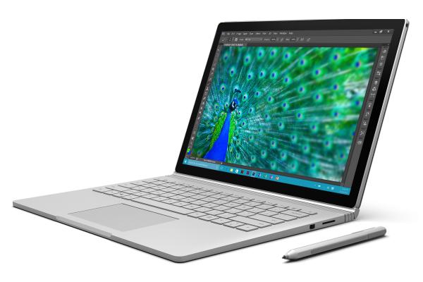 2月4日に発売されるマイクロソフト自社製ノートパソコン「Surface Book」