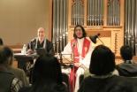音楽から対話が始まる 牧師と僧侶、異色の2人による講演会 ICU宗教音楽センター