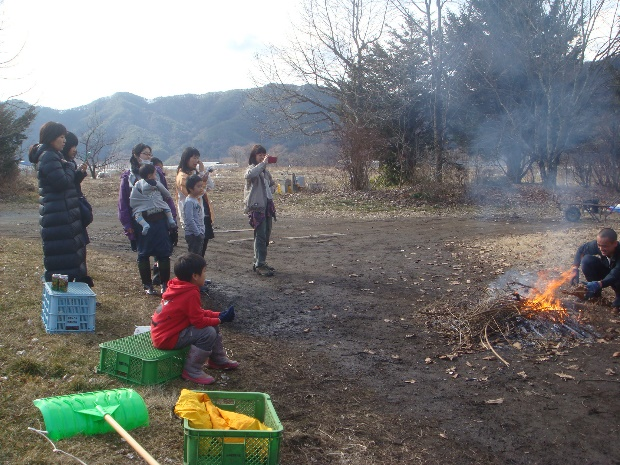 ようこそ!みのり農場へ(24)新しい年が明けました 星野敦子