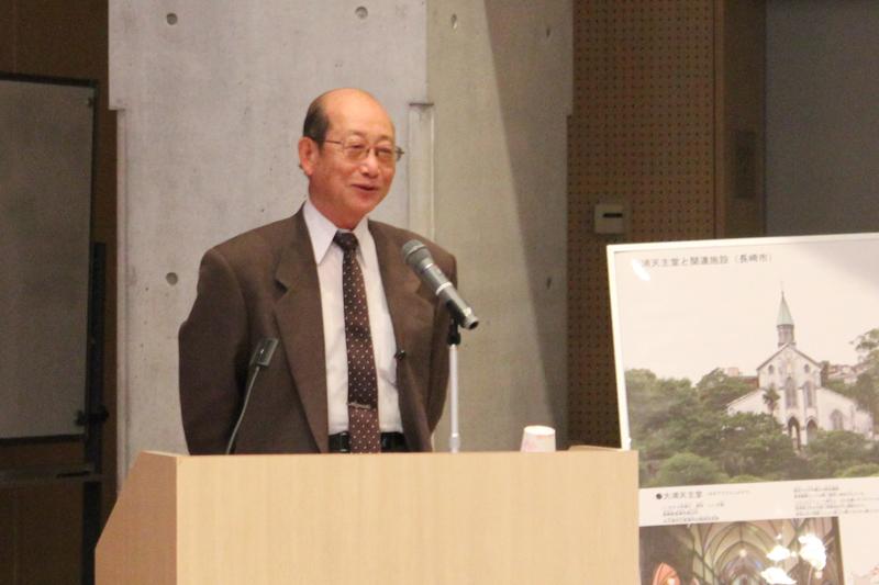 世界文化遺産登録間近「長崎の教会群とキリスト教関連遺産」 東京・聖イグナチオ教会で講演会