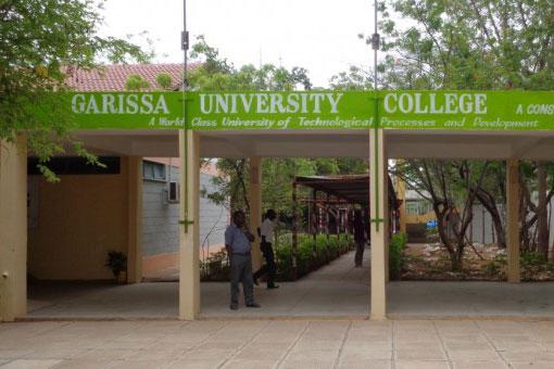 昨年4月2日に学生の虐殺事件が起きたケニアのガリッサ大学(写真:世界メソジスト協議会)