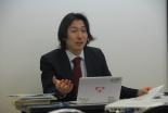 「青年の現状に即して」福音・真理を 学生・青年センター主事の野田沢牧師が強調