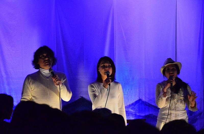 後藤健二氏追悼公演 「イマジナリーライン(超えてはいけない一線)」