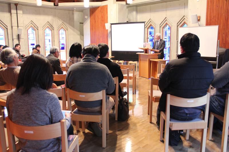 東日本大震災被災地から学ぶ宣教の在り方とは? 震災と信仰調査報告会 TCUで開催
