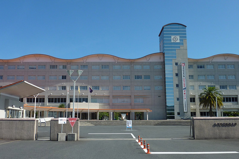 九州保健福祉大学(写真:Sanjo)