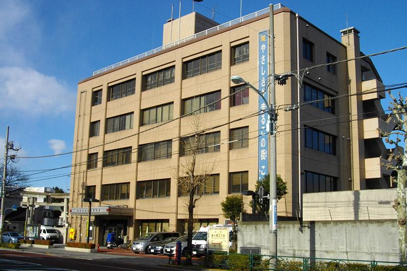 警視庁滝野川署(写真:あばさー)