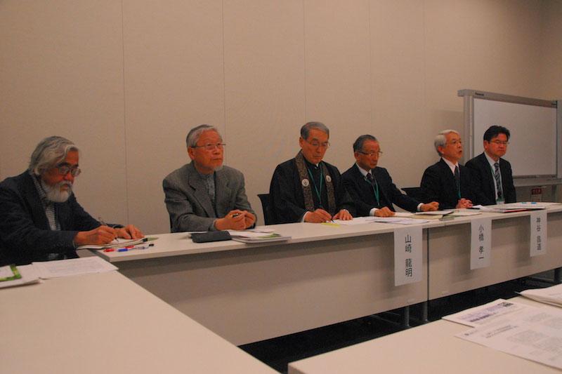 日本の宗教者4人、北東アジア非...