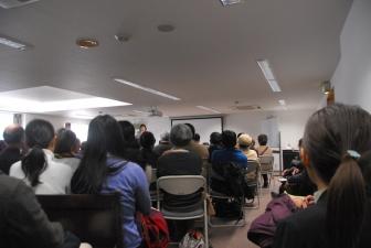 3人のキリスト者青年、社会と信仰語る 日基教団西東京教区 信教の自由を守る日集会