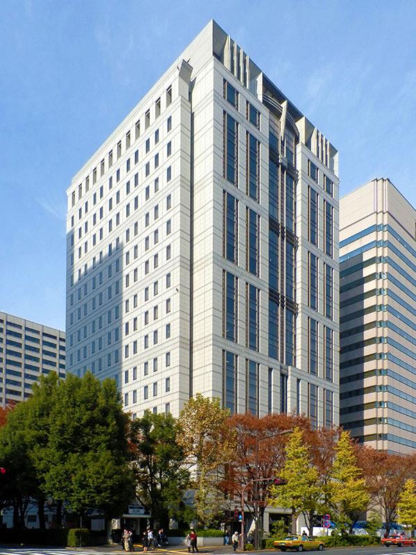 第二東京弁護士会の事務局がある東京・霞が関の弁護士会館(写真:Asanagi)