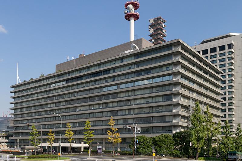 中央合同庁舎第3号館(写真:Rs1421)<br />