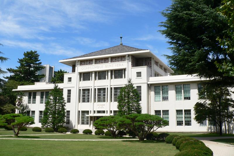 東京女子大学本館(写真:東京女子大学提供)