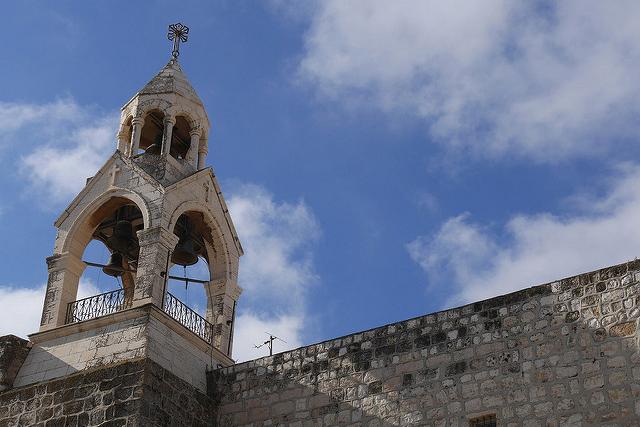 ベツレヘムの聖誕教会(写真:revurban)