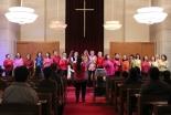 ハンドフルートとゴスペルの調べがつなぐ絆 佐々木良子宣教師支援コンサート