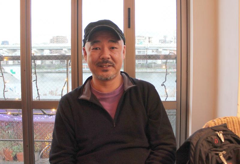 人間の尊厳にこだわり続ける池谷薫監督。『蟻の兵隊 日本兵2600人 山西省残留の真相』(新潮社)、『人間を撮る ドキュメンタリーがうまれる瞬間(とき)』(平凡社)の著書もある。