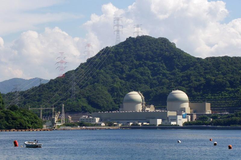 高浜原発3・4号機(写真:藤谷良秀)