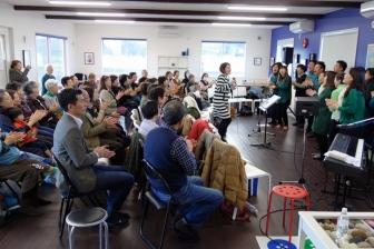 震災5年「福音を伝えることは最大の支援」大友幸一・塩釜聖書バプテスト教会主任牧師