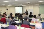 新しい聖書「標準訳」はどんな翻訳に?(1)  新訳文と新共同訳を比較しながらの懇談会を名古屋で日本聖書協会が主催