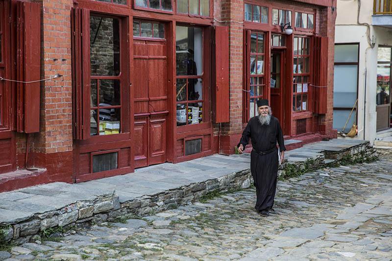 聖山アトス巡礼紀行―アトスの修道士と祈り―(4)ケリに生きるN修道士・その1~祈りと共に 中西裕人