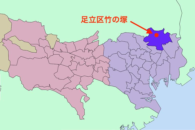 東京都足立区竹の塚で山口組系・神戸山口組系の組員ら20数人が ...