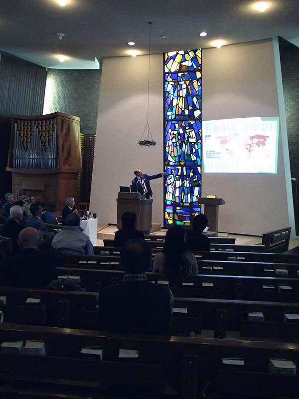 国際テロをテーマに同志社大一神教学際研究センターでシンポ(1)国際統計から見たテロリズムの報告