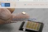「信仰のギフトを贈ろう」 世界最小の聖書「ナノバイブル」がジュエリーに