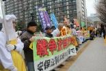 今は「新しい戦前だ」 29日の「戦争法制施行」に抗議 国会正門前でキリスト者の団体も大集会に参加へ