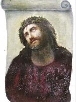 サルのような見た目に修復されてしまった有名なキリスト画を見に、多くの人がスペインの教会を訪れる