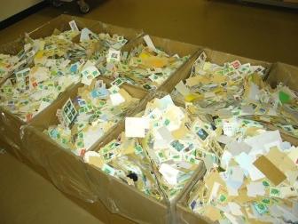 JOCS、使用済み切手運動を推進 昨年に続き送料無料キャンペーン開始