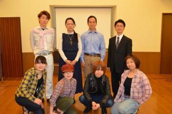 後藤健二さんの視線の先にあったもの 藍色のシャマール、大阪の教会で上演 トークライブも