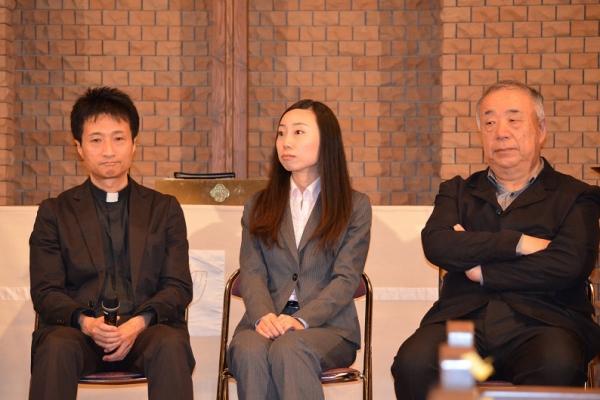 牧師と神父が「キリスト教のリアル」語る 「今の教会、このままで良いのか?」
