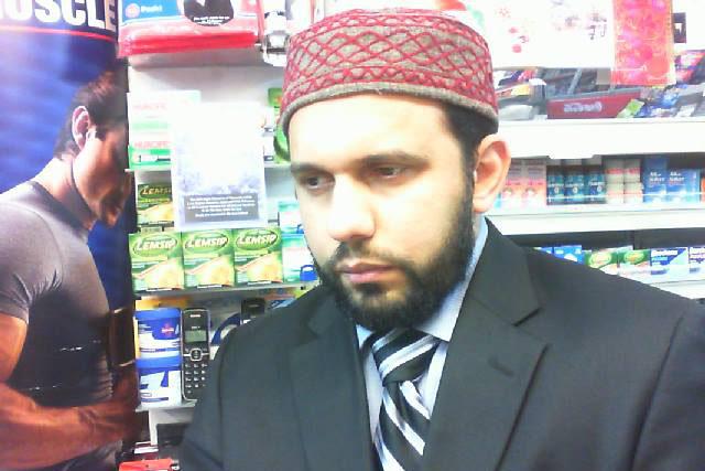 アサド・シャーさん(写真:アサド・シャーさんのフェイスブック)
