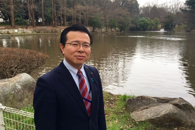 【この人に聞く:2】水村あつひろ埼玉県議会議員 「決して夢を諦めないで」
