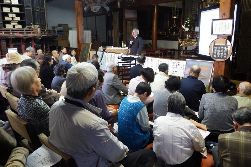 非戦の牧師・柏木義円の願いを継ぐ 第2回「桜椿祭」、新島襄ゆかりの地・安中で開催