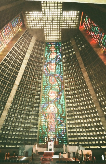 FINE ROAD―世界の教会堂を訪ねて(20)イギリスの教会②メトロポリタン大聖堂 西村晴道