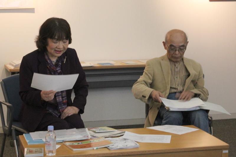 戦後70年、平和を守るために戦争を語り継ぐ 津田塾大でトークイベント
