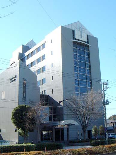日本カトリック会館(写真:カトリック中央協議会提供)