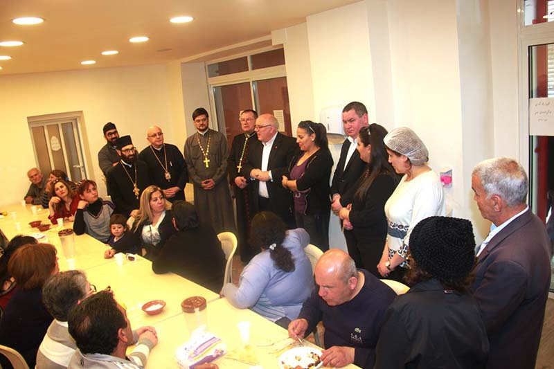 モスクワ総主教庁とローマ・カトリック教会の代表団が行った地域社会との交流の様子(写真:ロシア正教会)
