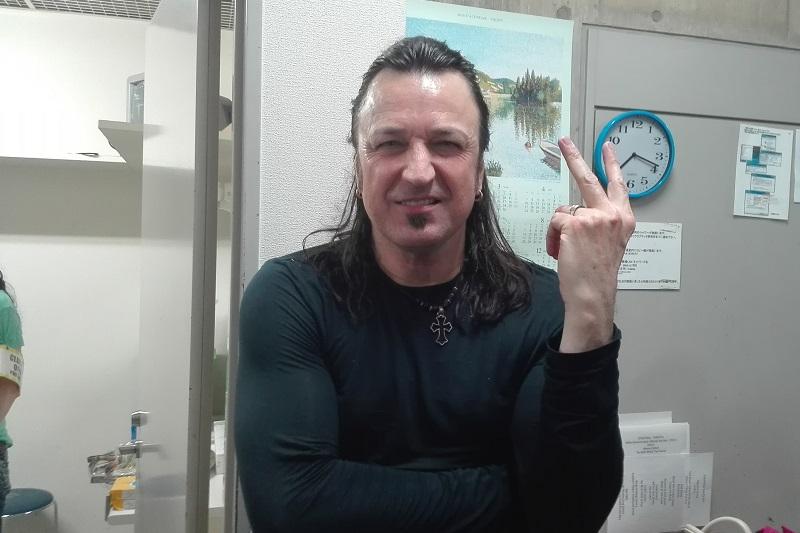 【特別インタビュー】聖書を投げるパフォーマンスも健在! Stryper、大阪・川崎で27年ぶりの単独来日公演