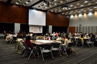 女性の声を国会に 超党派の議員交え討論会 「私たちは諦めない!」