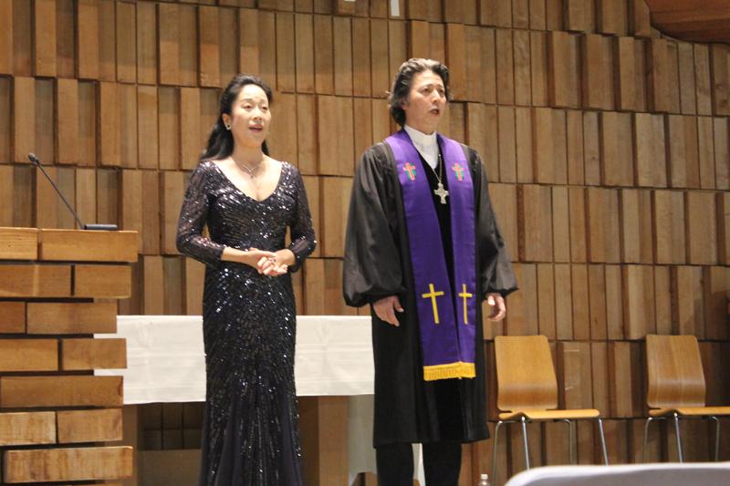 【インタビュー】オペラ歌手の稲垣俊也さんと遠藤久美子さん「音楽は、他者に自分をささげる喜び」