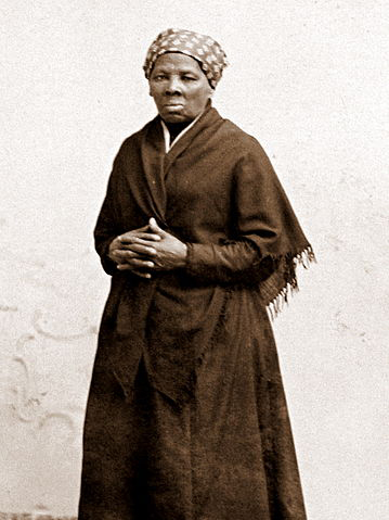 奴隷廃止論者ハリエット・タブマンは、地下鉄道を使用し無数のアフリカ系米国人を奴隷制から救った。その姿から、「モーセ」とのあだ名が付けられた。(写真:ウィキペディア/H. Seymour Squyer)