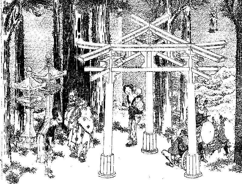 温故知神—福音は東方世界へ(45)シルクロードと日本②:京都に行くなら見るところの一つ 川口一彦