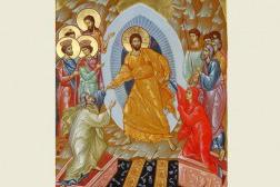 イイスス・ハリストスの復活を表す正教会のイコン(写真:ロシア正教会)