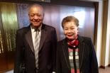 「日本と台湾は血を分け合った仲」台湾台北市長の両親が板橋区議会を訪問